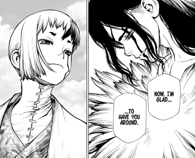Dr. STONE chapter 142