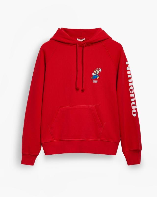 Levis mario hoodie