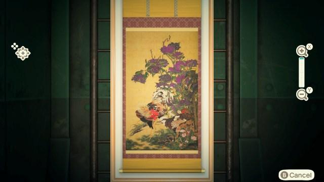 Animal Crossing: New Horizons - Detailed Painting (fake)