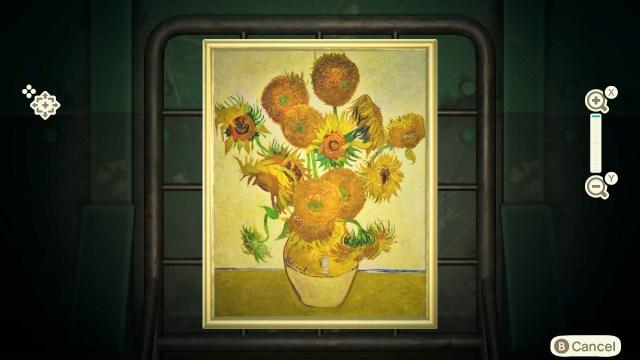 Animal Crossing: New Horizons - Flowery Painting