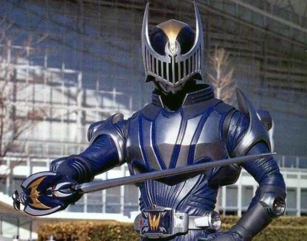 Kamen Rider Ryuki - Knight