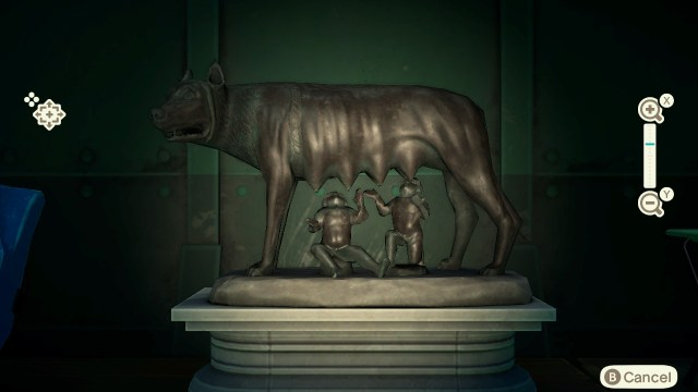 Animal Crossing: New Horizons - Motherly Statue (real)