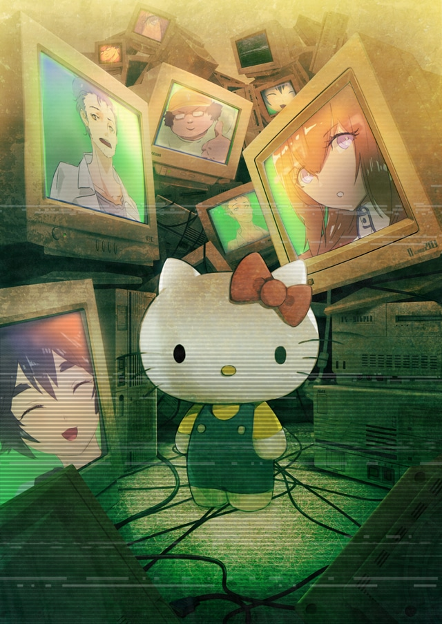 Hello Kitty Steins;Gate