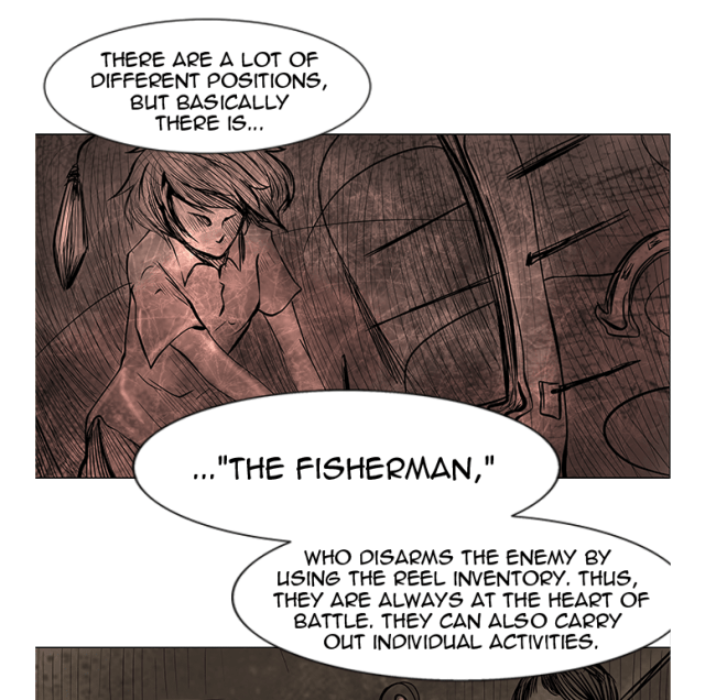 Tower of God chapter 28