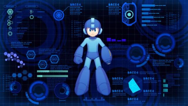 Mega Man, Rock Man, Rock, X, Whatever Your Name Is