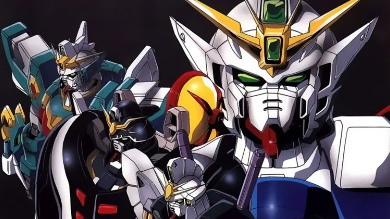 Mobile Suit Gundam Wing Defined A New Generation Of Gundam Fans Otaquest