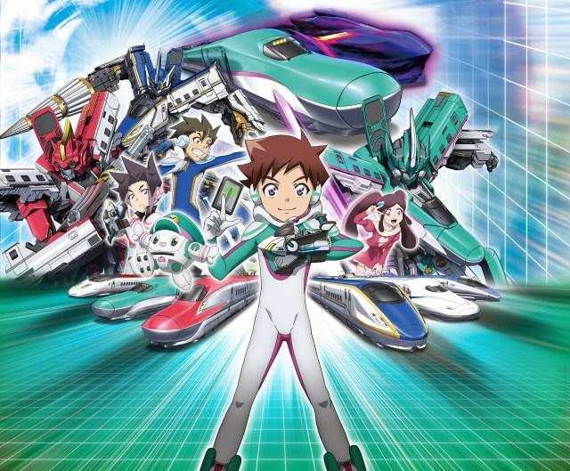 Shinkalion - Evangelion For Train Lovers, But Not