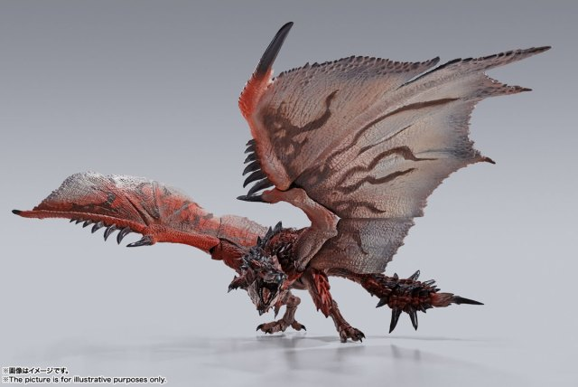 Hyper-Detailed Monster Hunter 'MonsterArts' Figures On The Way
