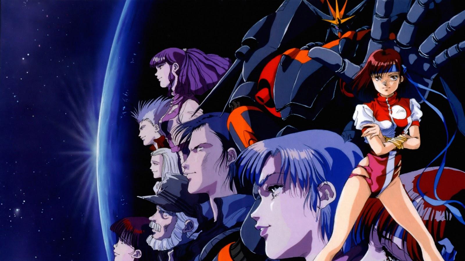 Gunbuster The Forgotten Pioneer Anime Otaquest
