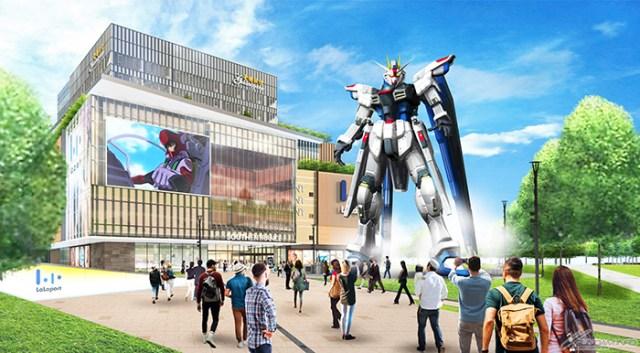 Freedom Gundam Shanghai