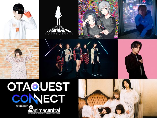 OTAQUEST CONNECT Music Guest