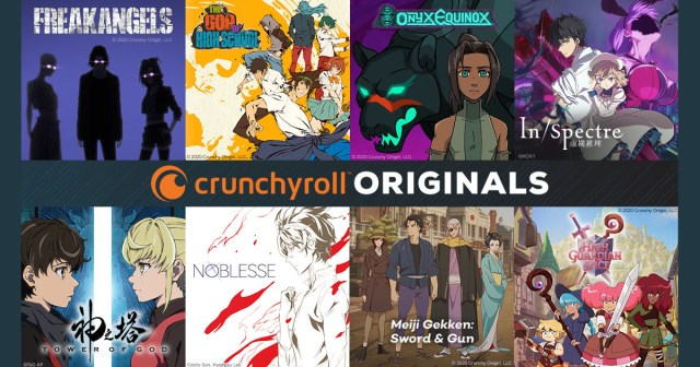 Crunchyroll Originals Aims to Become a Force to be Reckoned With