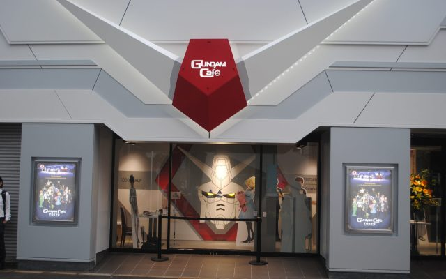 Gundam Cafe Tokyo Brand Core Expansion Launches With A Secret Guest