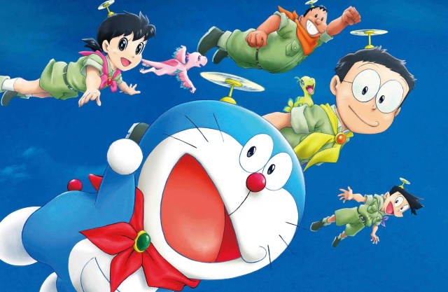 Strong Doraemon: Nobita's New Dinosaur Performance Continues Japanese Box Office Recovery