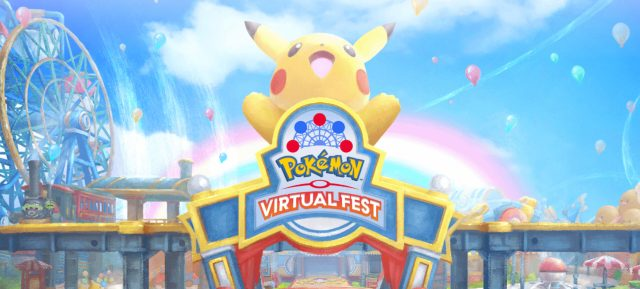 Pokémon Virtual Fest Creates Online Theme Park of Dancing Pikachu and More in VR, On Phones