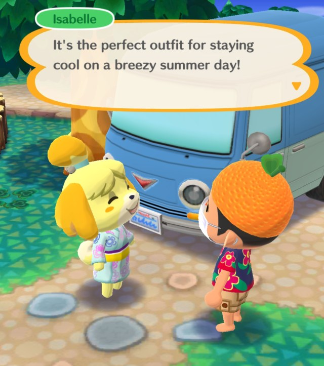 Animal Crossing: Pocket Camp Adds In-Game, Real-Life SOU・SOU Yukata