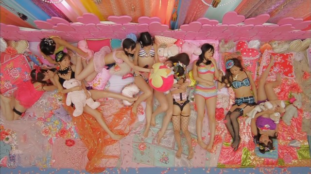 10 Years Later, A Defense Of Heavy Rotation by AKB48