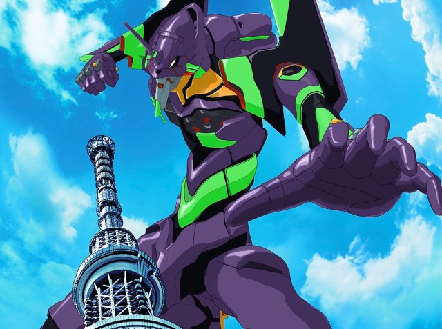 Evangelion to Take Over Tokyo Skytree In Celebration of Evangelion 3.0+1.0 Release