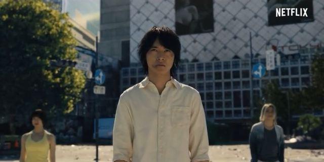 Screenshot from Alice in Borderland Shibuya