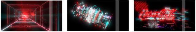 Coke Hologram