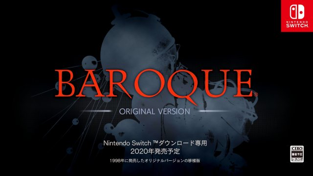 Cult Classic JRPG Baroque Comes To The Switch November 12
