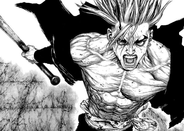 Sun-Ken Rock manga page