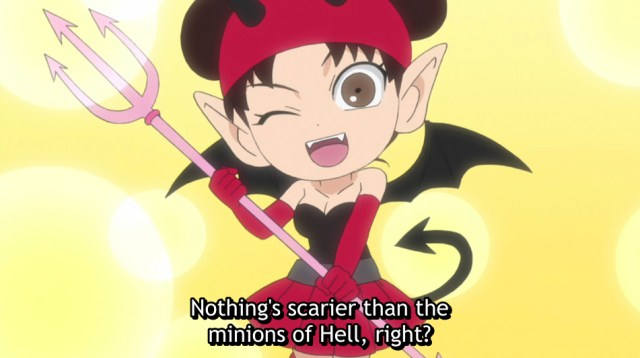 Spoopy Moments of Not-So-Spooky Anime Shows