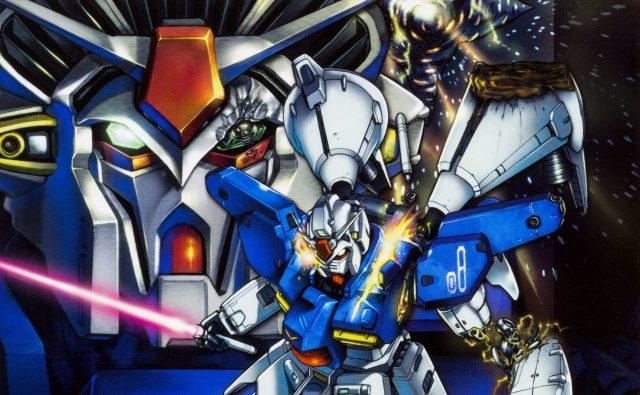 Mobile Suit Gundam 008 Rebellion