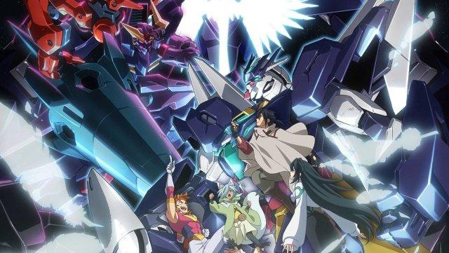 Gundam Re-Rise anime visual