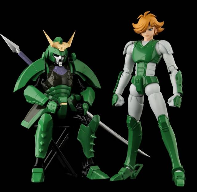 Sage Ronin Warriors