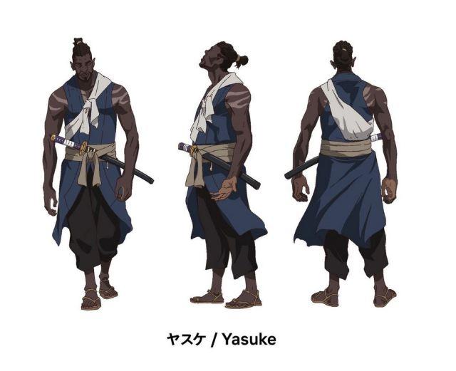 Mappa Details Yasuke Anime Based On Historical African Samurai Otaquest #yasuke #filmmaking #movie #action #indie #samurai #warrior #african #actionmovie #indiegogo #production #japan #slave #hero #share #ninja #fight #honor #yasuke. mappa details yasuke anime based on