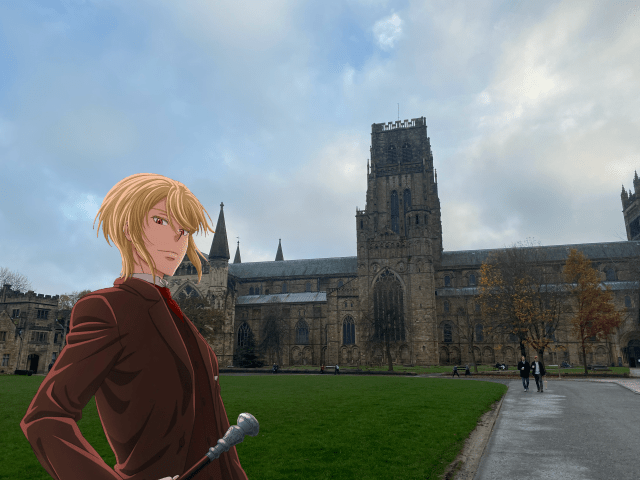 The Real-Life City of Durham in Moriarty the Patriot