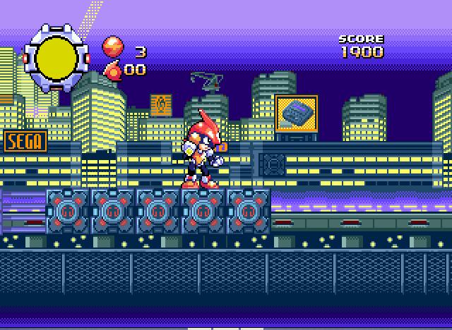 Pulseman Gameplay