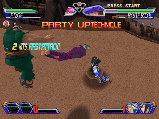 Rival Schools Story Mode