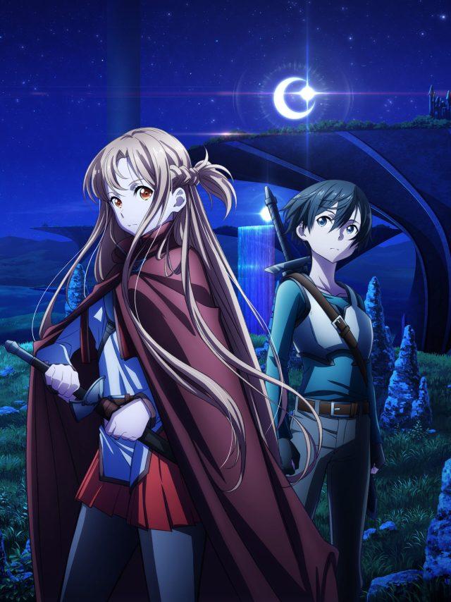 Sword Art Online Progressive Movie Trailer Dropped - 2021 release in Japanese Theaters