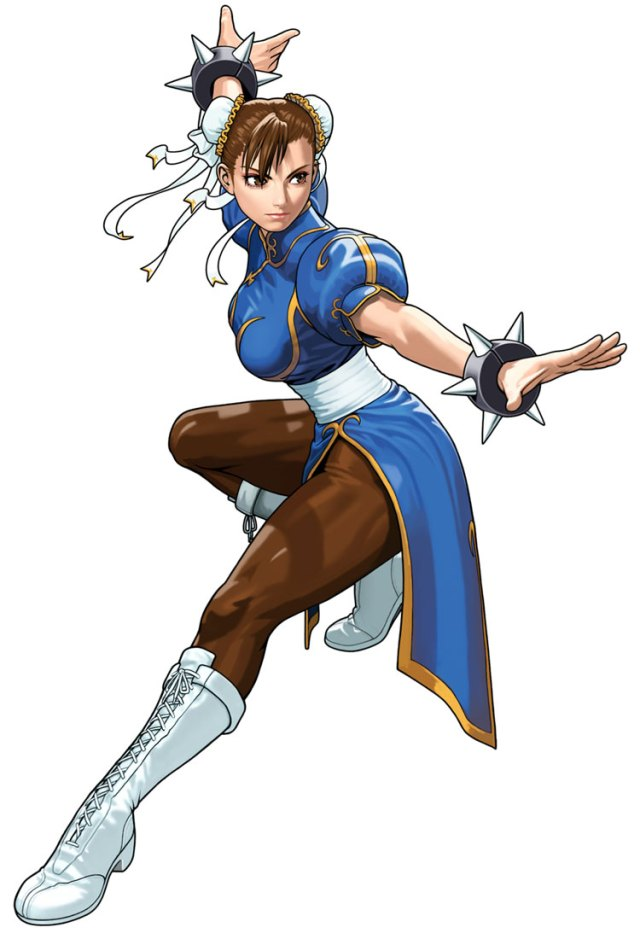 Street Fighter - Chun Li