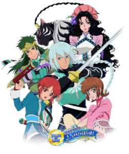 Tales of Rebirth Characters