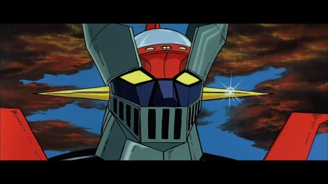 Mazinger Z anime screenshot
