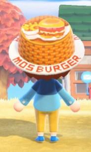Mos Burger Hat
