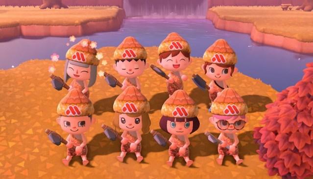 Mos Burger Tribe