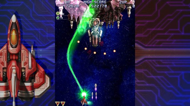 Raiden IV x Mikado Gameplay