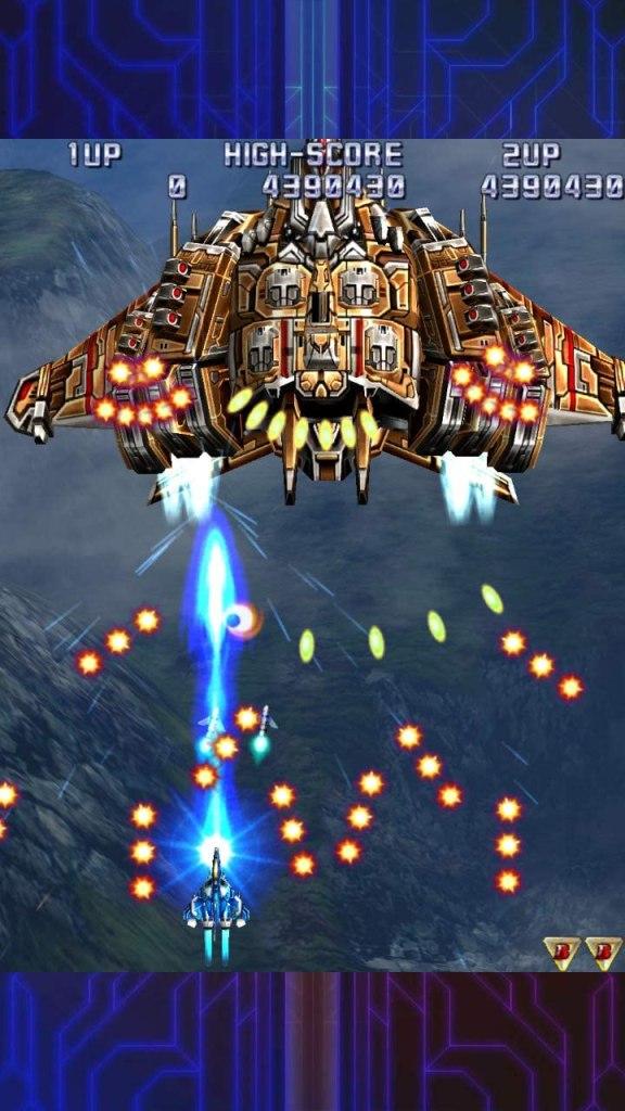 Raiden IV x Mikado Gameplay3