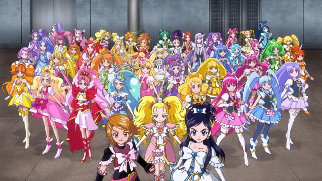 Precure Screenshot