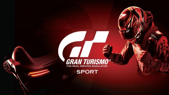 Main screen of Gran Turismo