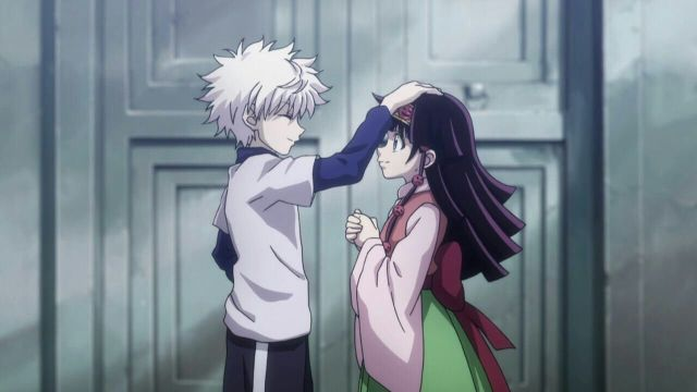 Hunter x Hunter anime screenshot