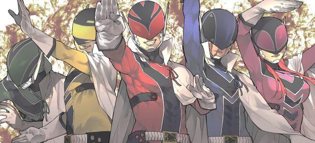 First image of Negi Haruba's new series, Sentai Daishikkaku
