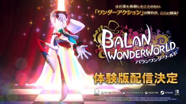 Balan Wonderworld demo announcement