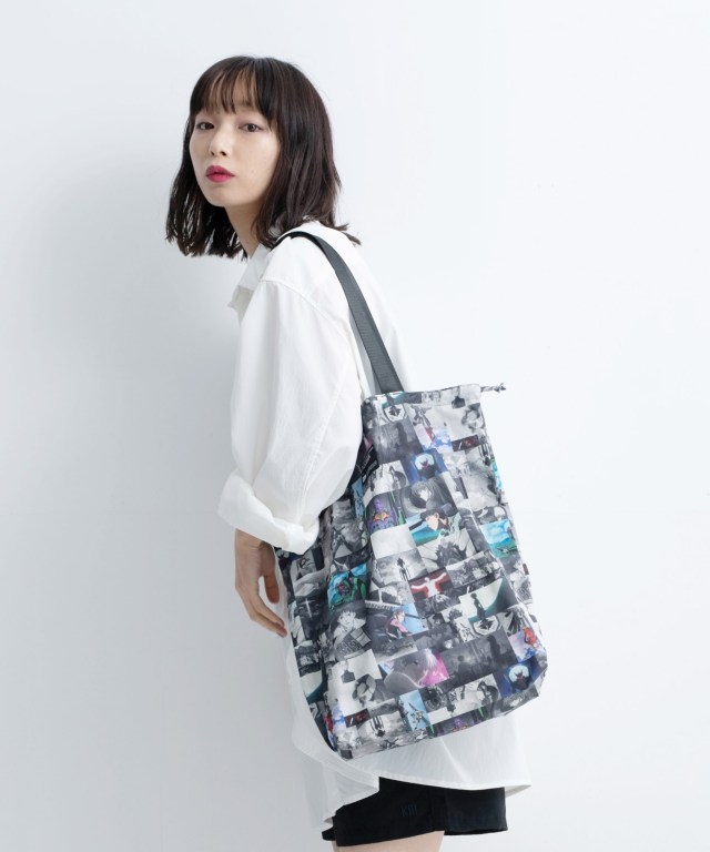 Evangelion x KiU Rain Collection | Tote Bag