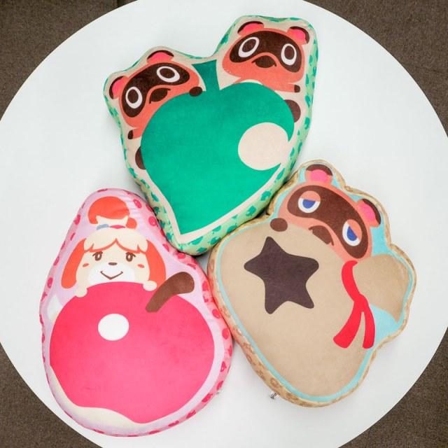 Animal Crossing Cushions