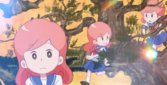 Oshiete Hokusai! Anime Series